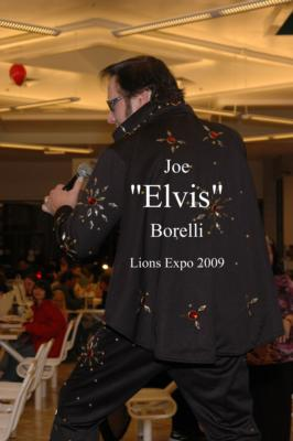 Joe 'Elvis' Borelli | Woodstock, NY | Elvis Impersonator | Photo #15