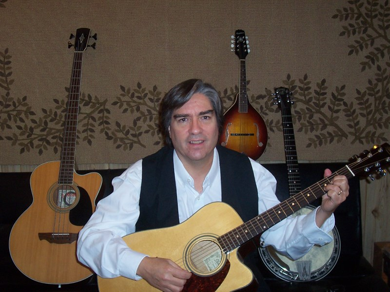 Dave Spencer - 70's Hits Acoustic Guitarist - Raleigh, NC