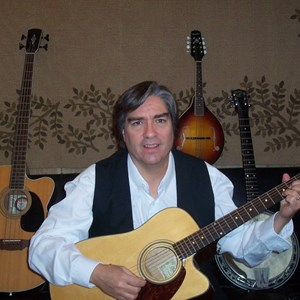 Craven Acoustic Guitarist | Dave Spencer