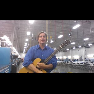 Ramseur Acoustic Guitarist | Dave Spencer