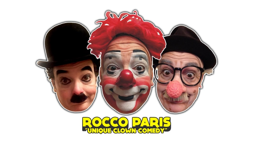"Rocco Paris ""Unique Clown Comedy"" - Clown - Las Vegas, NV"