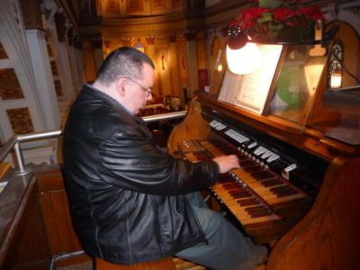 Scott Michael Olson | Worcester, MA | Classical Organ | Photo #5
