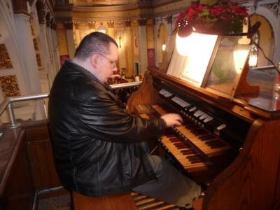 Scott Michael Olson | Worcester, MA | Classical Organ | Photo #4