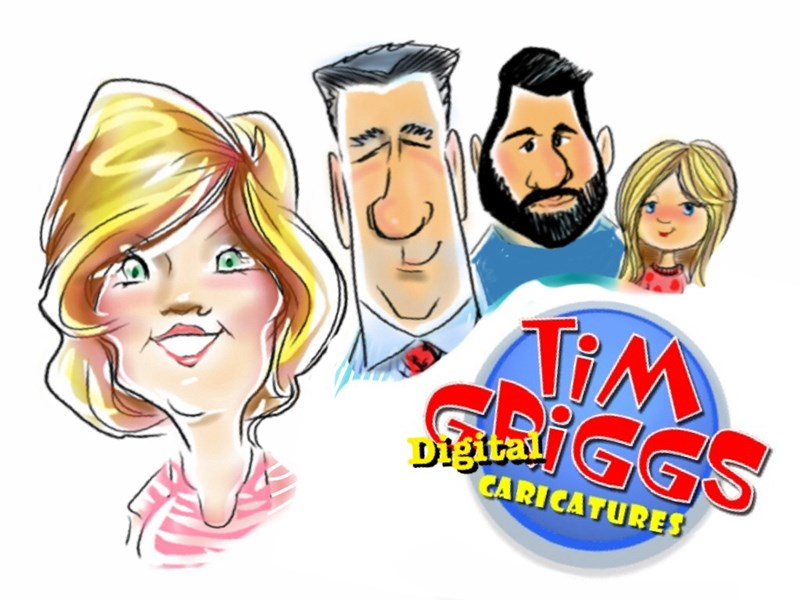 Tim Griggs Caricatures - Caricaturist - Fort Worth, TX