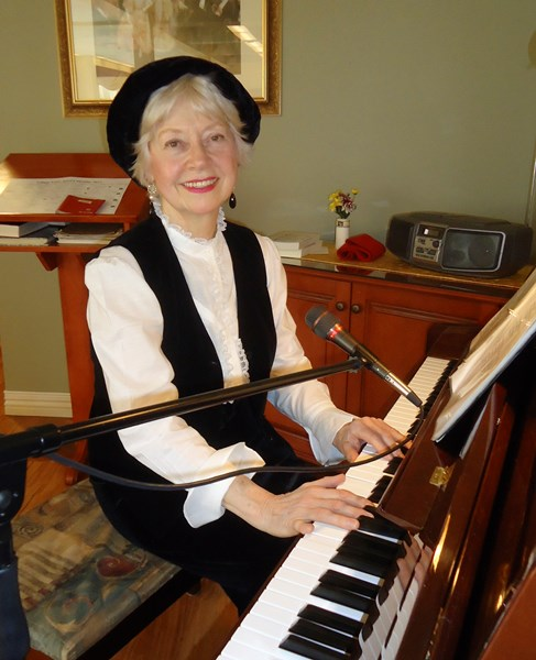 Margo Jamieson, Pianist - Singing Pianist - Burlington, ON