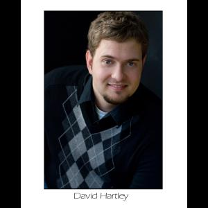 Galt Classical Singer | David Hartley: Singer, Pianist, Trumpeter