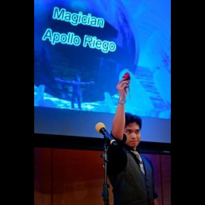 Magician Apollo Riego - Magician - New York City, NY