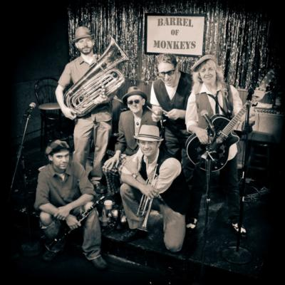 Barrel Of Monkeys | New York, NY | 20s Band | Photo #2
