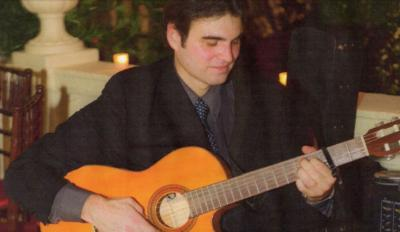 Mario Vuksanovic Wedding & Events Guitar | Miami, FL | Acoustic Guitar | Photo #4