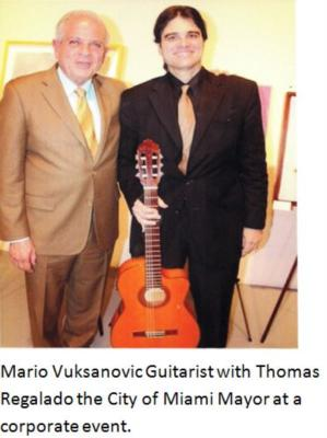 Mario Vuksanovic Wedding & Events Guitar | Miami, FL | Acoustic Guitar | Photo #6