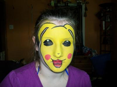 Davids Faces | Southbury, CT | Face Painting | Photo #5
