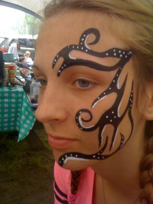 Davids Faces | Southbury, CT | Face Painting | Photo #1