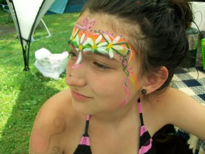 Davids Faces | Southbury, CT | Face Painting | Photo #7