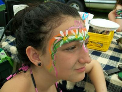 Davids Faces | Southbury, CT | Face Painting | Photo #6
