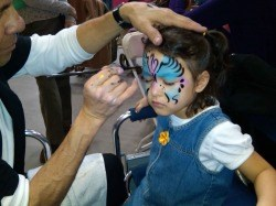 Absolutely Amazing Face Painting