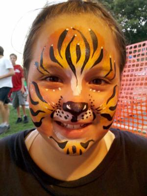 Absolutely Amazing Face Painting | South Elgin, IL | Face Painting | Photo #17