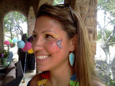 Woo Who! | Austin, TX | Face Painting | Photo #16