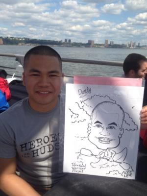 Shelleybelly Party Art | Brooklyn, NY | Caricaturist | Photo #16
