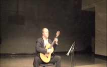 Jesse Acker-Johnson | Tallahassee, FL | Classical Guitar | Fantasy in A Major