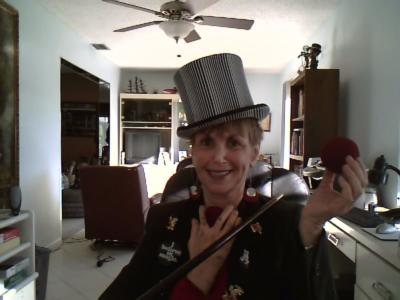 Delray Magic, Rain Of Magic | Delray Beach, FL | Magician | Photo #1