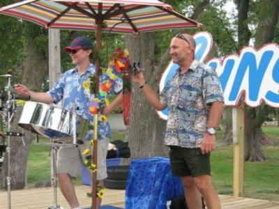 Bahama Bob's Island Music | Fort Atkinson, WI | Steel Drum Band | Photo #14