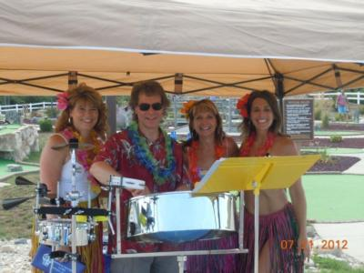 Bahama Bob's Island Music | Fort Atkinson, WI | Steel Drum Band | Photo #17