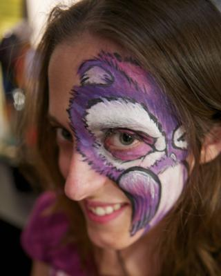 Happy Faces Parties, Fundraisers & Special Events | Scarsdale, NY | Face Painting | Photo #1