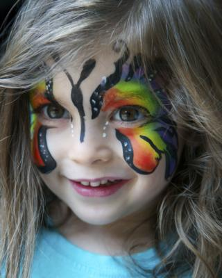 Happy Faces Parties, Fundraisers & Special Events | Scarsdale, NY | Face Painting | Photo #2