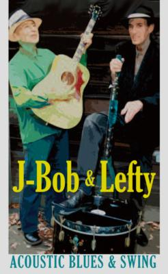 J-Bob & Lefty (& More!) | Ashburnham, MA | Swing Band | Photo #3