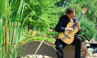 Christopher Rude, Classical Guitar | West Salem, WI | Classical Acoustic Guitar | Photo #4