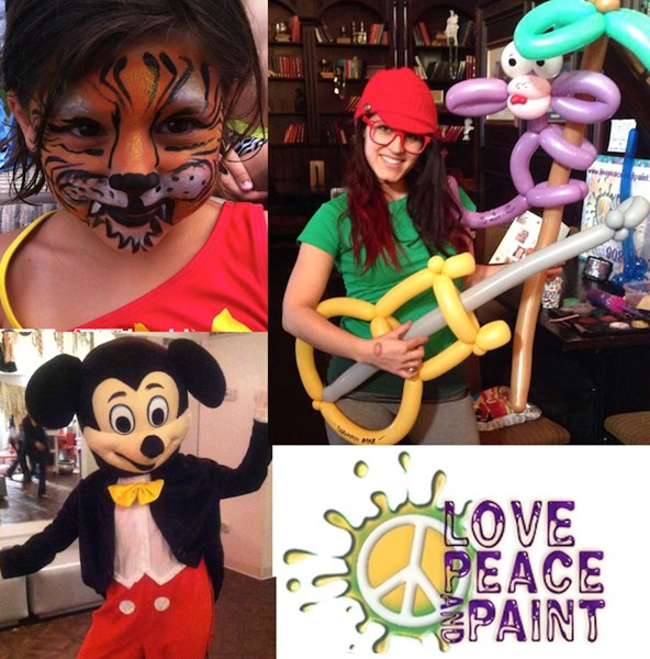 Love Peace And Paint Party Entertainment - Face Painter - Garwood, NJ