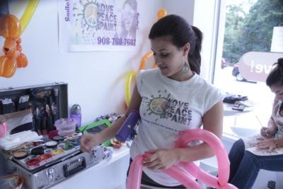 Love Peace And Paint Party Entertainment | Union, NJ | Face Painting | Photo #13
