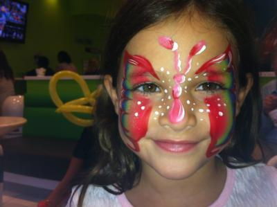 Love Peace And Paint Party Entertainment | Union, NJ | Face Painting | Photo #22