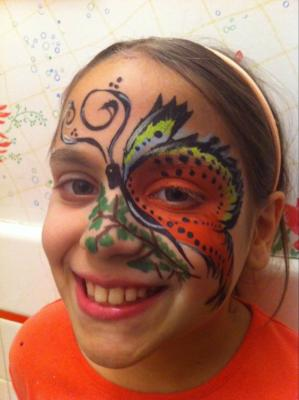 Love Peace And Paint Party Entertainment | Union, NJ | Face Painting | Photo #7