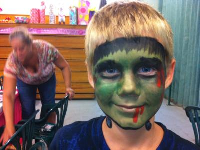 Love Peace And Paint Party Entertainment | Union, NJ | Face Painting | Photo #18