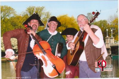 Jolly Rogues | Wilmington, MA | Celtic Band | Photo #9