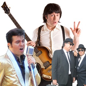 Simon Beatles Tribute Band | Music Legends Live