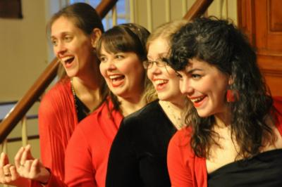 Anthology | Somerville, MA | A Cappella Group | Photo #1