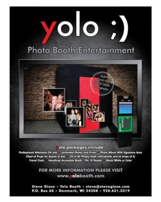 Yolo Booth | Green Bay, WI | Photo Booth Rental | Photo #8