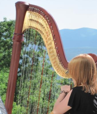 Georgia Harpist | Atlanta, GA | Harp | Photo #2