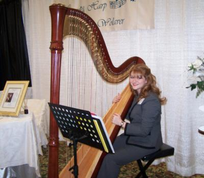 Georgia Harpist's Main Photo