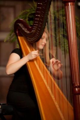 Georgia Harpist | Atlanta, GA | Harp | Photo #5
