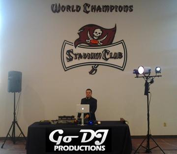 Go Dj Productions / Dj-Video-Uplighting | Tampa, FL | Mobile DJ | Photo #1