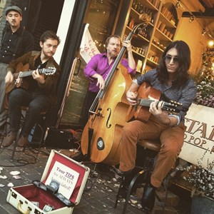 Piru Bluegrass Band | Hedgehog Swing