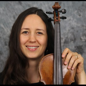 San Antonio Pianist | Violinist Erin Rushforth