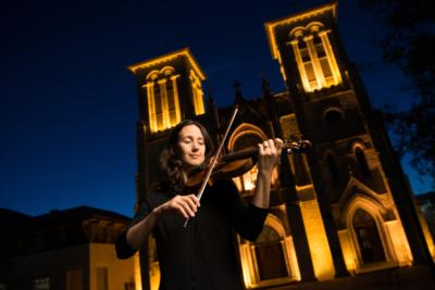 Violinist Erin Rushforth | San Antonio, TX | Classical Violin | Photo #3