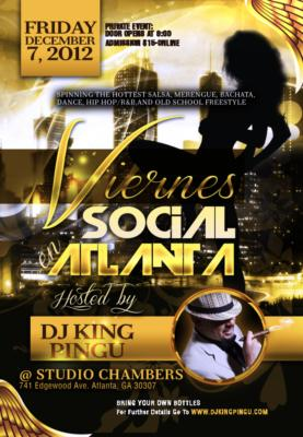 Dj King Pingu-Bilingual Entertainment | Atlanta, GA | Latin DJ | Photo #13