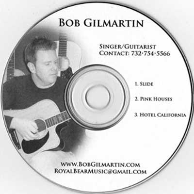 Bob Gilmartin | Hightstown, NJ | Guitar | Photo #5
