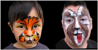 Agence Thaly | Boisbriand, QC | Face Painting | Photo #6