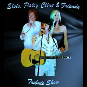 Elvis, Patsy Cline & Friends Tribute Show - Elvis Impersonator - Lake Mills, WI